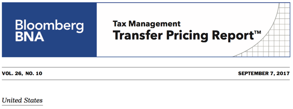 Oecd Transfer Pricing Guidelines Pdf